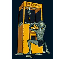 The Grabbit Photographic Print