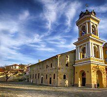 Old Church by JPopov