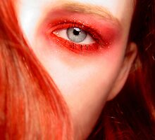 Vermillion by PorcelainPoet