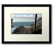 Beautiful Nook Framed Print