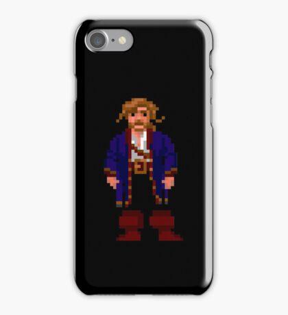 Guybrush Threepwood iPhone Case/Skin