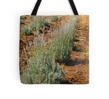 Lavender Farm Tote Bag