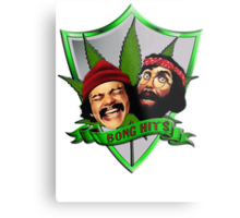 Cheech & Chong - Bong Hits Metal Print