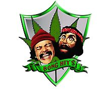 Cheech & Chong - Bong Hits Photographic Print