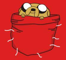 Adventure Time - Pocket Jake Kids Clothes