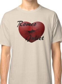 Romeo+Juliet broken heart Classic T-Shirt