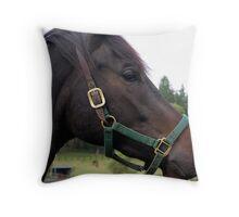 Wildwood Resident Throw Pillow