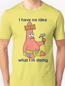 No Idea Patrick T-Shirt