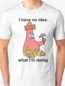 No Idea Patrick Unisex T-Shirt