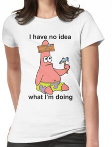 No Idea Patrick Womens Fitted T-Shirt