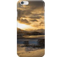 The Cairngorms National Park iPhone Case/Skin