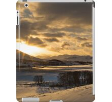 The Cairngorms National Park iPad Case/Skin