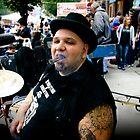Drummer by Alex Bershaw