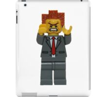 LEGO President Business iPad Case/Skin