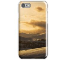 The Scottish Mountains iPhone Case/Skin