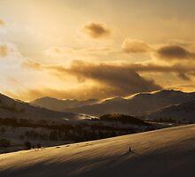 The Scottish Mountains by CrimsonSkyPhoto