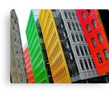 Colour of London Canvas Print