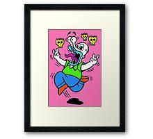 Jocko Homor  Framed Print