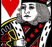 KING OF HEARTS by OTIS PORRITT