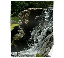 Waterfall Poster