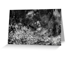 Liquid Silver - Highland Meltwater Greeting Card