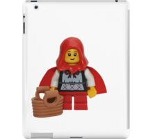 LEGO Little Red Riding Hood iPad Case/Skin