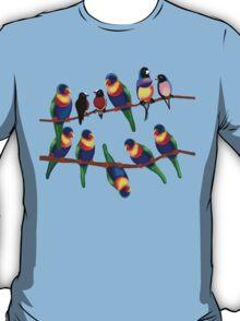Party birds T-Shirt