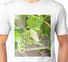 Grapes Under Arbor Unisex T-Shirt