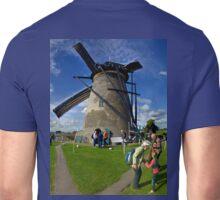 A Kinderdijk Windmill  Unisex T-Shirt