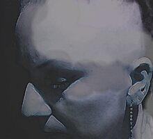 I'm Blue by DreddArt