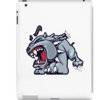 Crazy Dog iPad Case/Skin