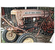 Allis-Chalmers Poster