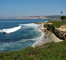 La Jolla • The Jewel by Jan  Wall