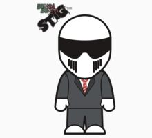 The Stig - Bunga Bunga Stig Kids Clothes