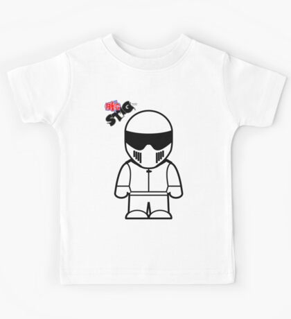 The Stig - Big Stig Kids Tee