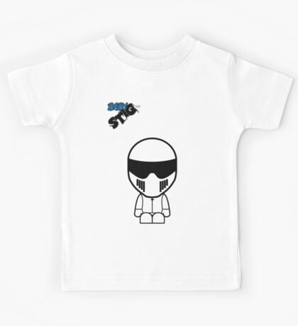 The Stig - Baby Stig Kids Tee
