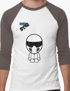 The Stig - Baby Stig Men's Baseball ¾ T-Shirt