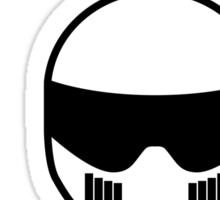 The Stig - Baby Stig Sticker