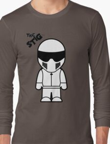 The Stig - The Stig Long Sleeve T-Shirt