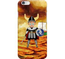 Toon Boy 15 Viking Boy - all products iPhone Case/Skin