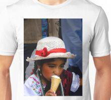 Cuenca Kids 582 Watercolour Unisex T-Shirt