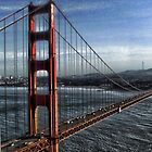 Golden Gate by Nikki Collier