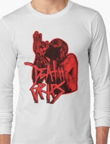 Death Grips | MC RIDE Long Sleeve T-Shirt