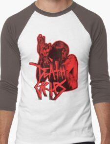 Death Grips   MC RIDE Men's Baseball ¾ T-Shirt