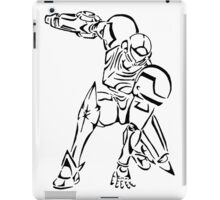 Samus Aran Celtic iPad Case/Skin