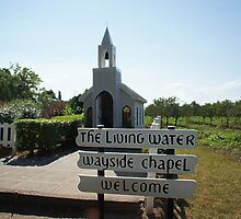 Living Water Wayside Chapel Niagara by santoshputhran