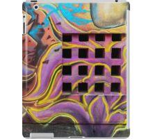 Graffiti drawings iPad Case/Skin