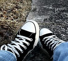Trusty Chucks by Emily Loughnan