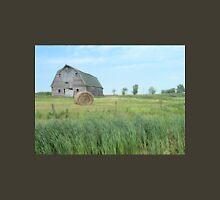 Old Barn on the Prairie Unisex T-Shirt