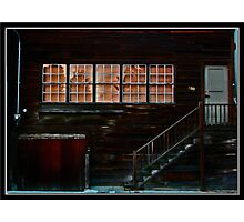 800 Cannery Row Photographic Print